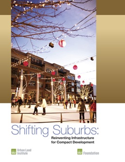 Book cover shifting suburbs