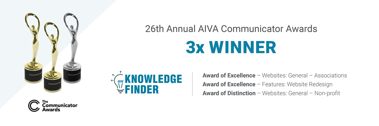 Knowledge Finder Awards image